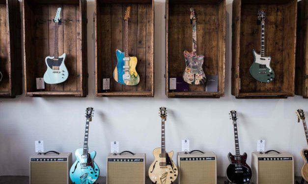 Neck of the Woods: Cottonwood Music Emporium