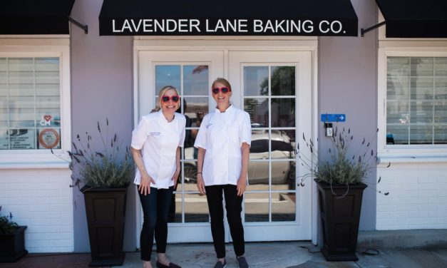 A (Gluten Free) Walk Down Lavender Lane