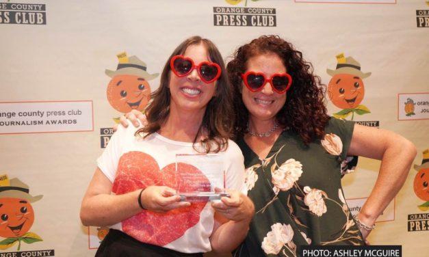 Day 172: OC Press Club Awards