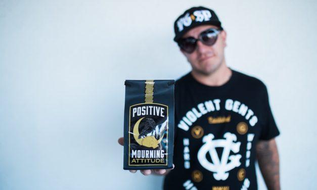 Dean Tompkins: Costa Mesa, Coffee and Cannabis