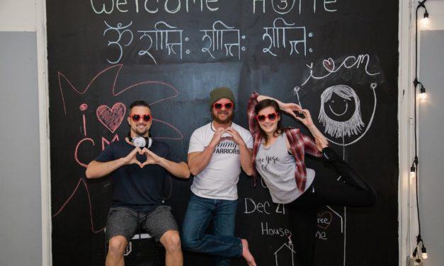 No Place Like Om: Home Yoga