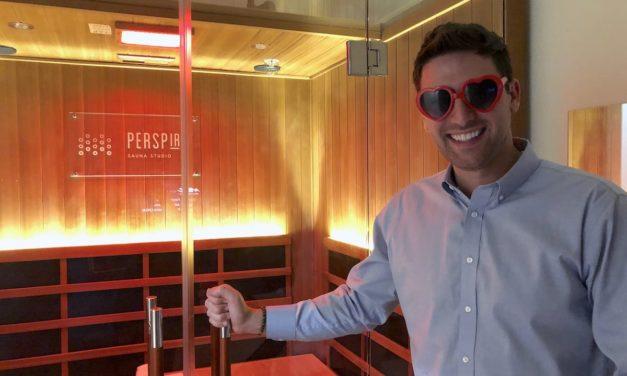 Take The Heat: Perspire Sauna Studio
