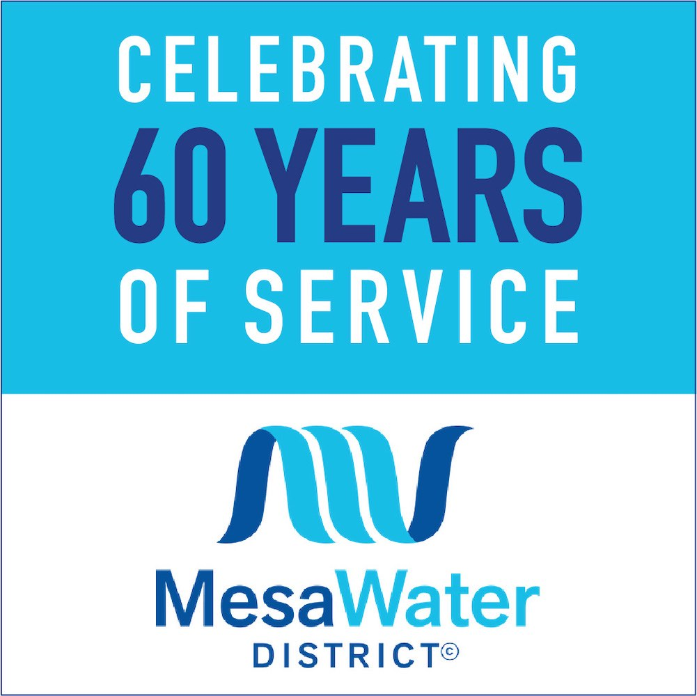 Mesa Water District: 60 Years of Service in Costa Mesa, California