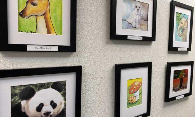 Fine Art, In Stride: ArtSteps Costa Mesa